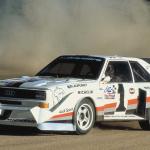 アウディのquattro(クワトロ)が40周年。今も進化し続けるフルタイム4WDとは? - Audi Motorsport History