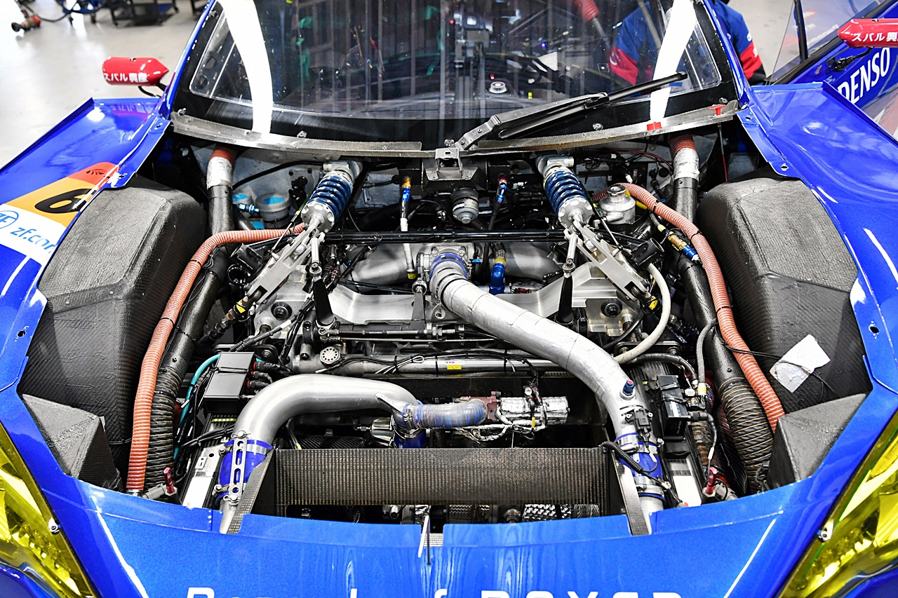 「目指せ悲願のシリーズ王者! 2020年型スバルBRZ GT300はここが変わった!!」の2枚目の画像