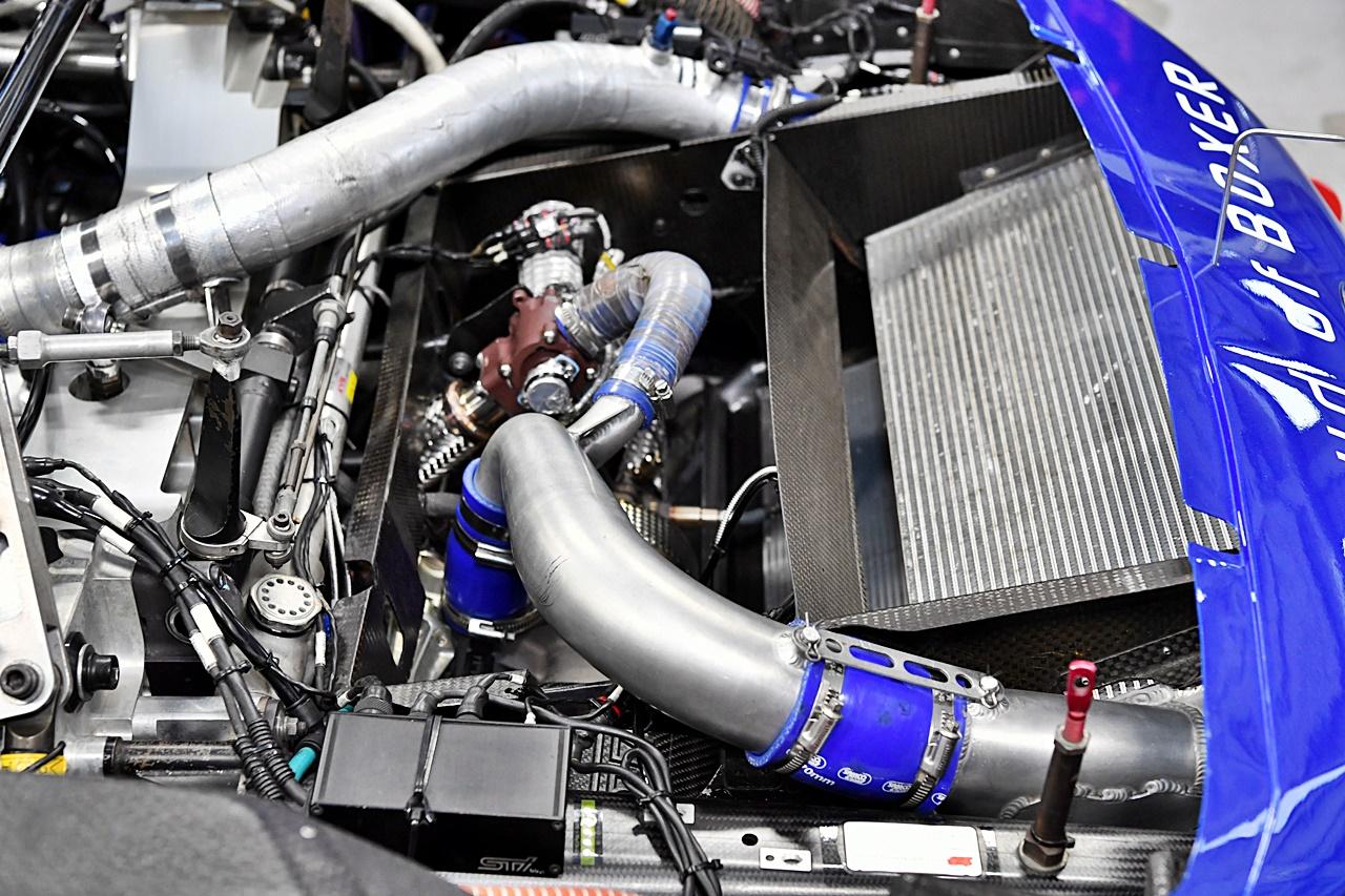 「目指せ悲願のシリーズ王者! 2020年型スバルBRZ GT300はここが変わった!!」の3枚目の画像