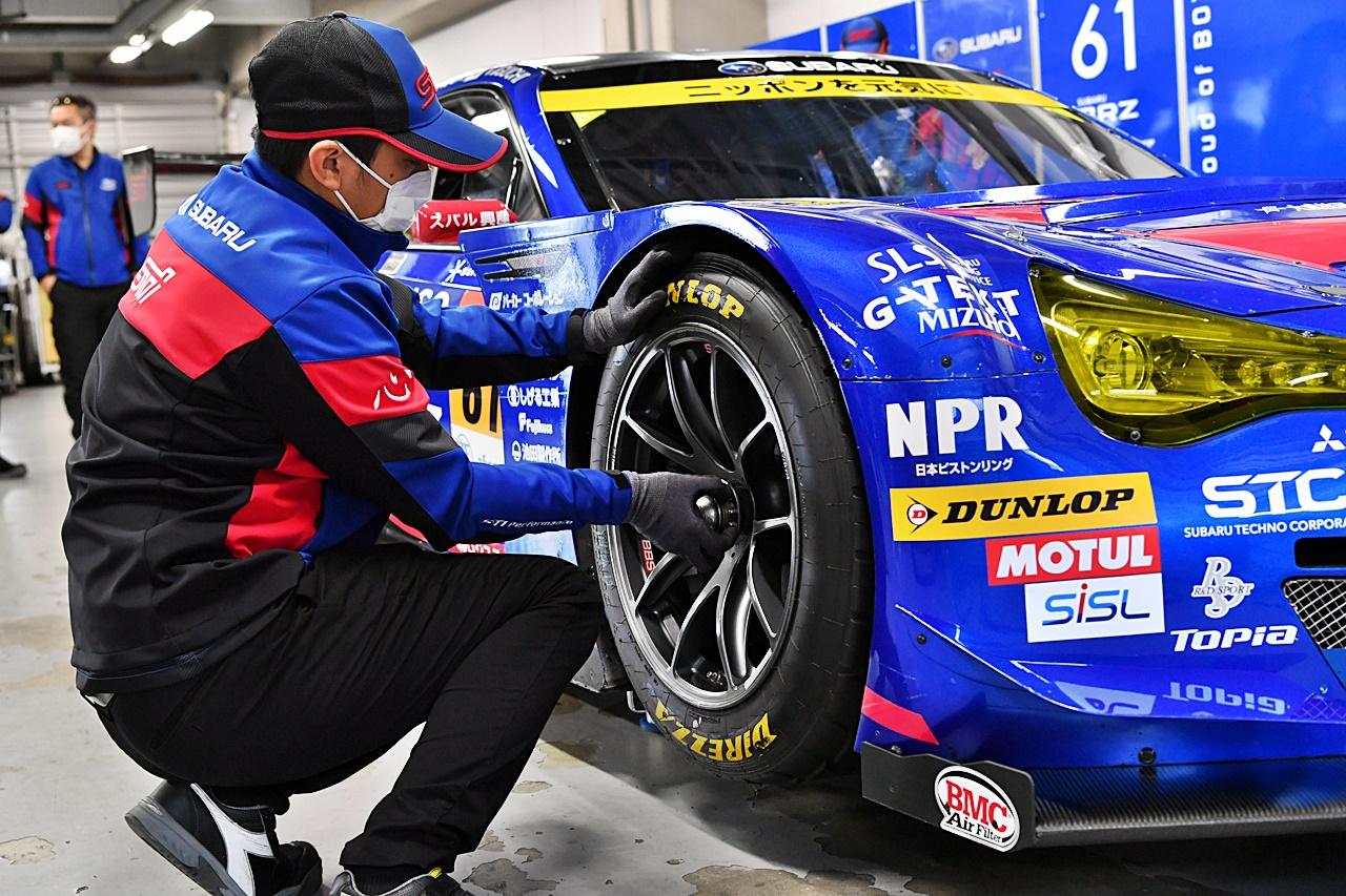 「目指せ悲願のシリーズ王者! 2020年型スバルBRZ GT300はここが変わった!!」の5枚目の画像