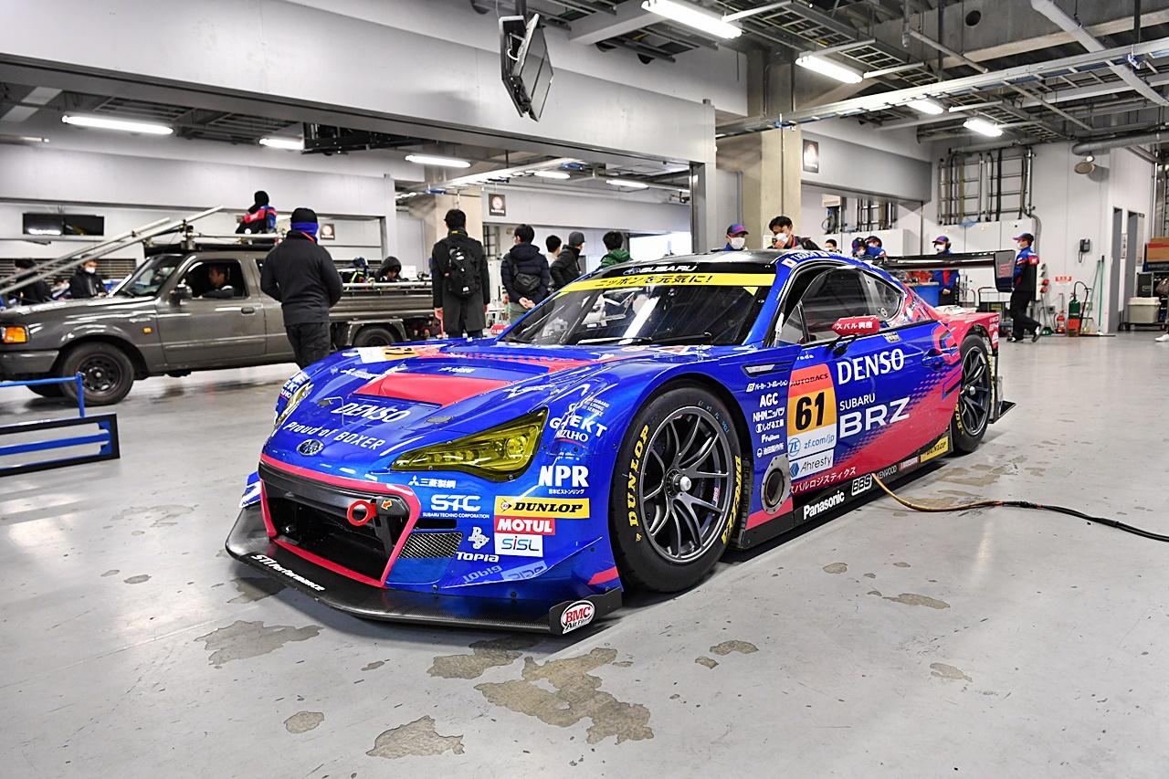 「目指せ悲願のシリーズ王者! 2020年型スバルBRZ GT300はここが変わった!!」の8枚目の画像