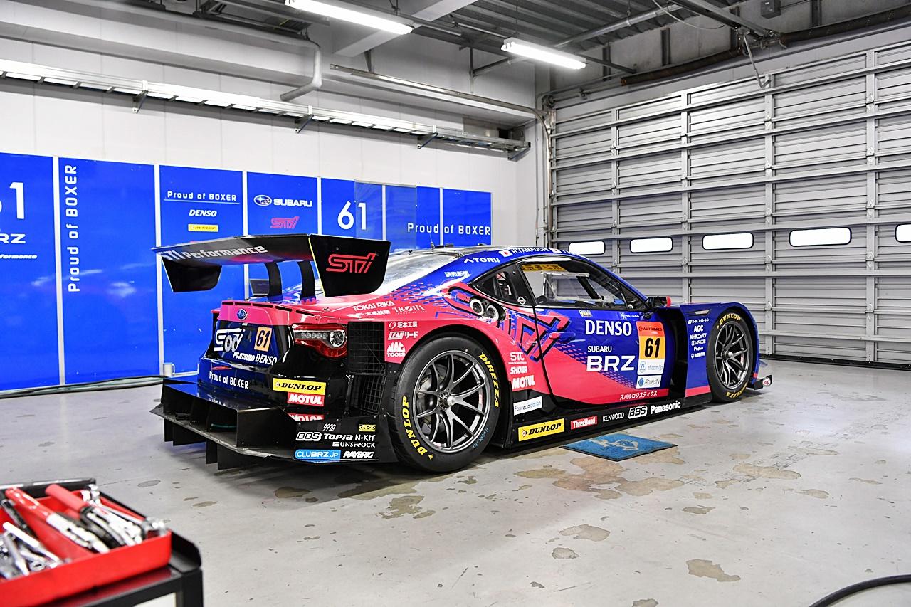 「目指せ悲願のシリーズ王者! 2020年型スバルBRZ GT300はここが変わった!!」の10枚目の画像