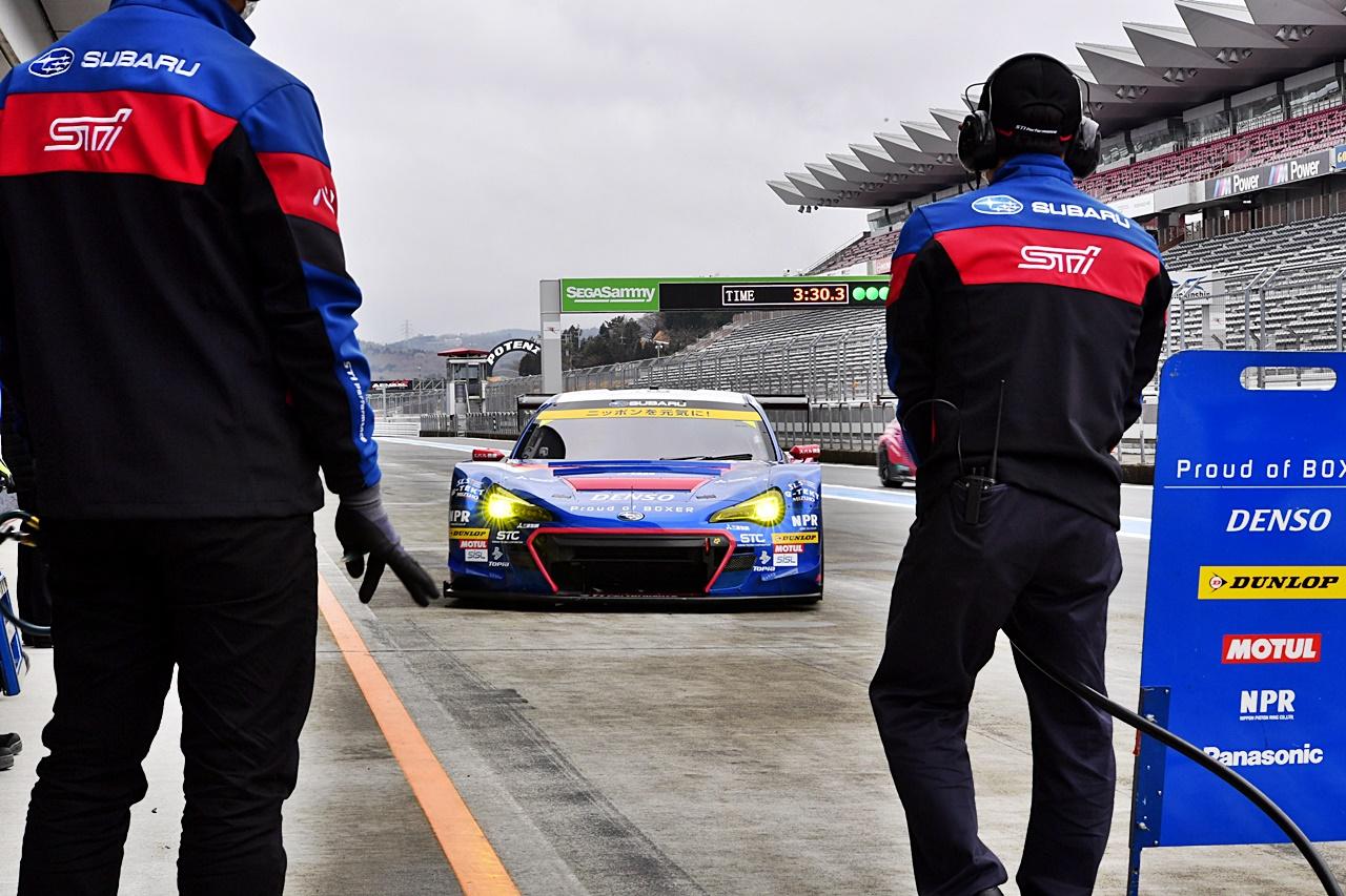 「目指せ悲願のシリーズ王者! 2020年型スバルBRZ GT300はここが変わった!!」の12枚目の画像