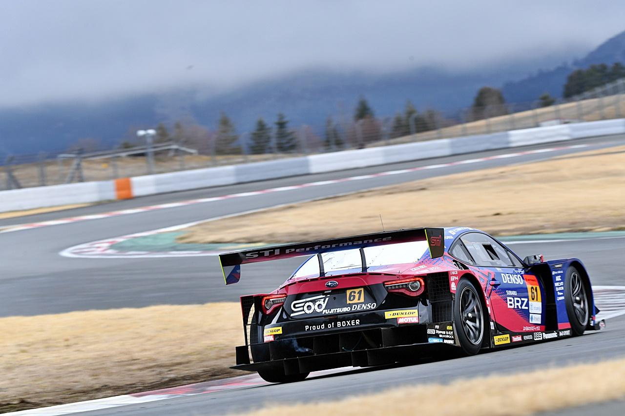 「目指せ悲願のシリーズ王者! 2020年型スバルBRZ GT300はここが変わった!!」の15枚目の画像