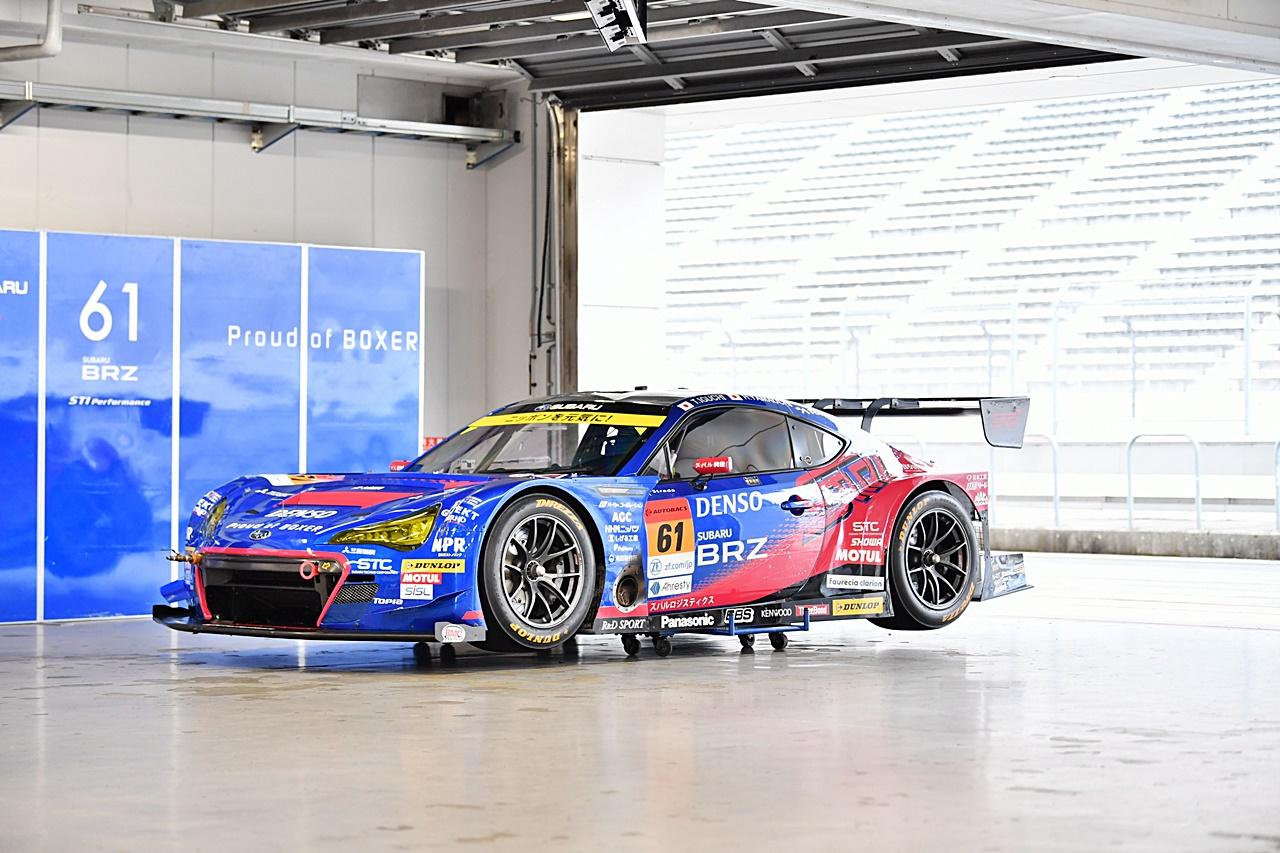 「目指せ悲願のシリーズ王者! 2020年型スバルBRZ GT300はここが変わった!!」の17枚目の画像