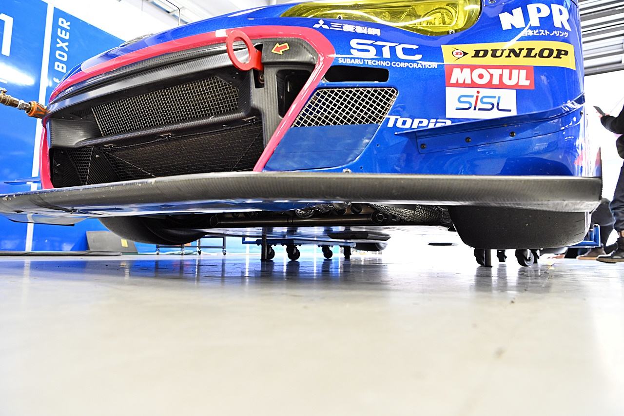 「目指せ悲願のシリーズ王者! 2020年型スバルBRZ GT300はここが変わった!!」の22枚目の画像