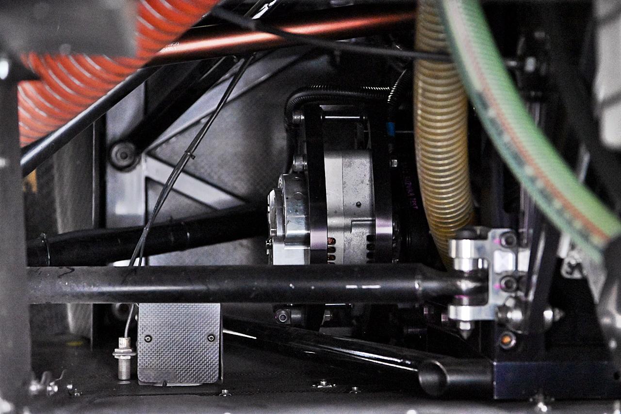 「目指せ悲願のシリーズ王者! 2020年型スバルBRZ GT300はここが変わった!!」の23枚目の画像