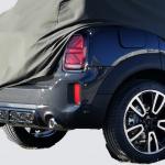MINIクロスオーバー改良型、ユニオンジャックテールライト&室内丸見えスクープ! - Mini Countryman facelift 6