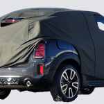 MINIクロスオーバー改良型、ユニオンジャックテールライト&室内丸見えスクープ! - Mini Countryman facelift 7