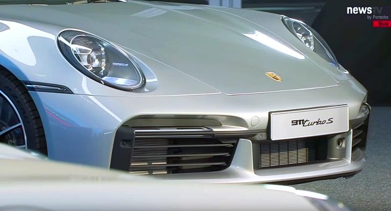 「ポルシェが新型「911 ターボ S」をインターネットでワールドプレミア!」の3枚目の画像