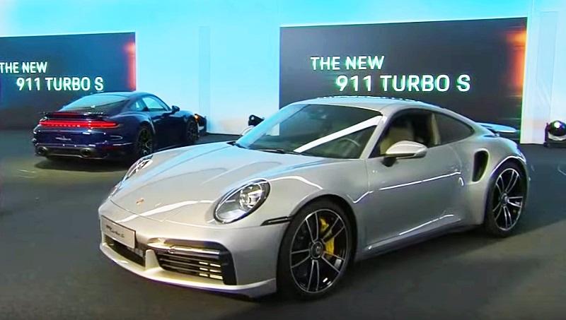 「ポルシェが新型「911 ターボ S」をインターネットでワールドプレミア!」の2枚目の画像