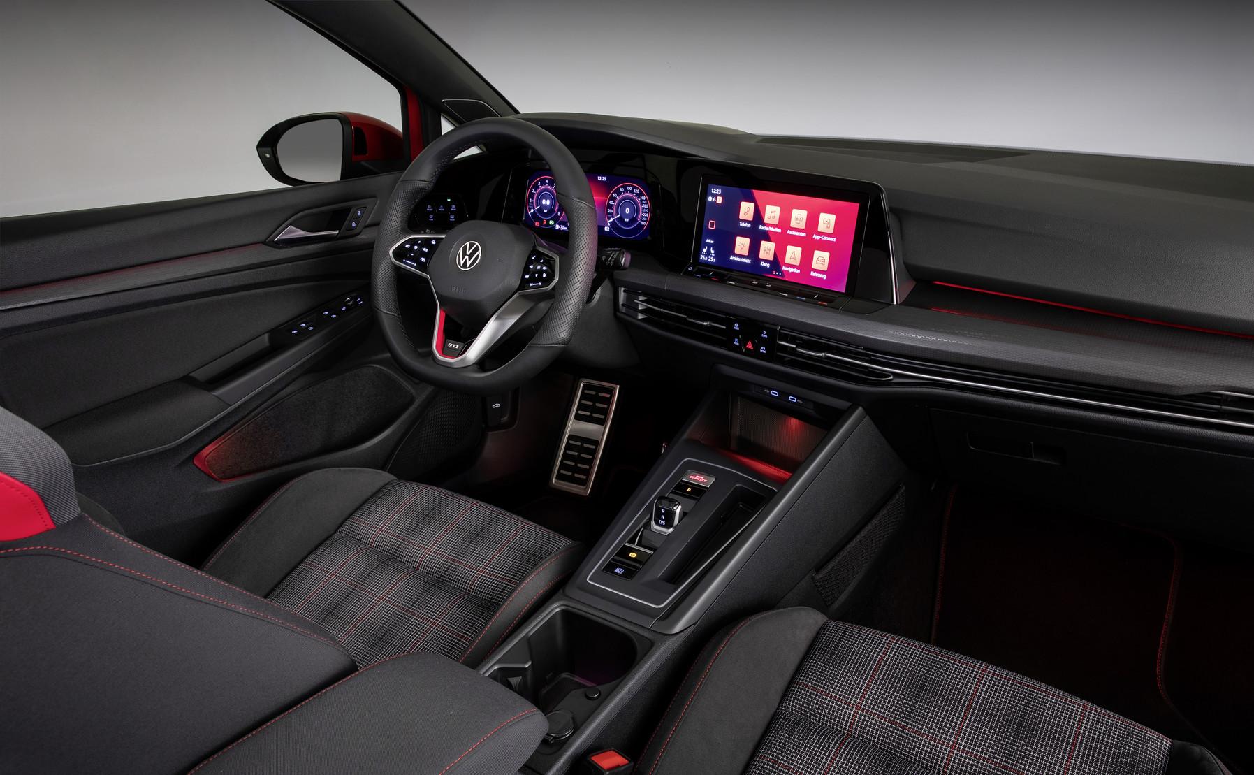 「フォルクスワーゲンが新型Golf GTI、GTE、GTDの3台を発表【新車】」の14枚目の画像