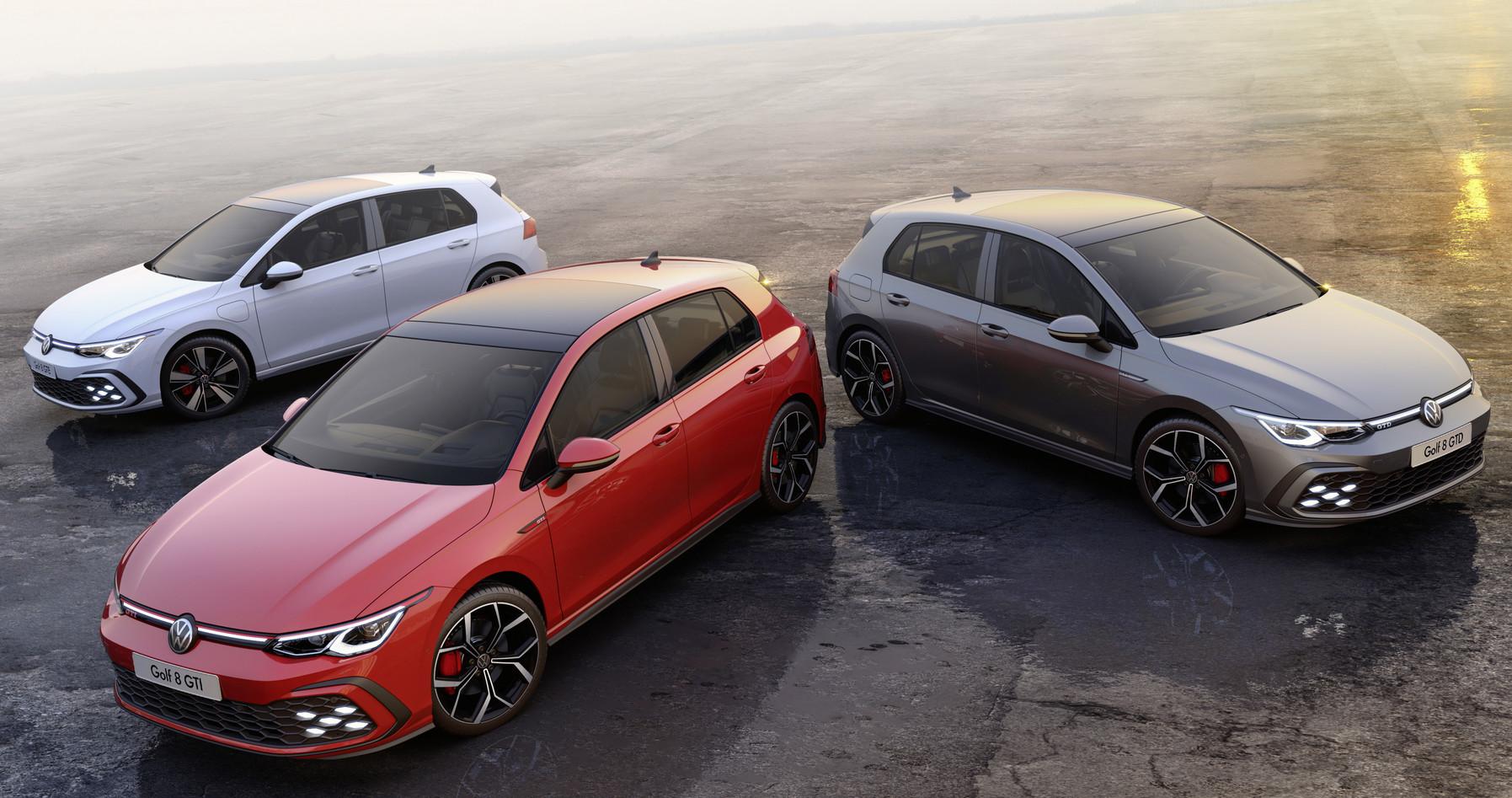 「フォルクスワーゲンが新型Golf GTI、GTE、GTDの3台を発表【新車】」の19枚目の画像