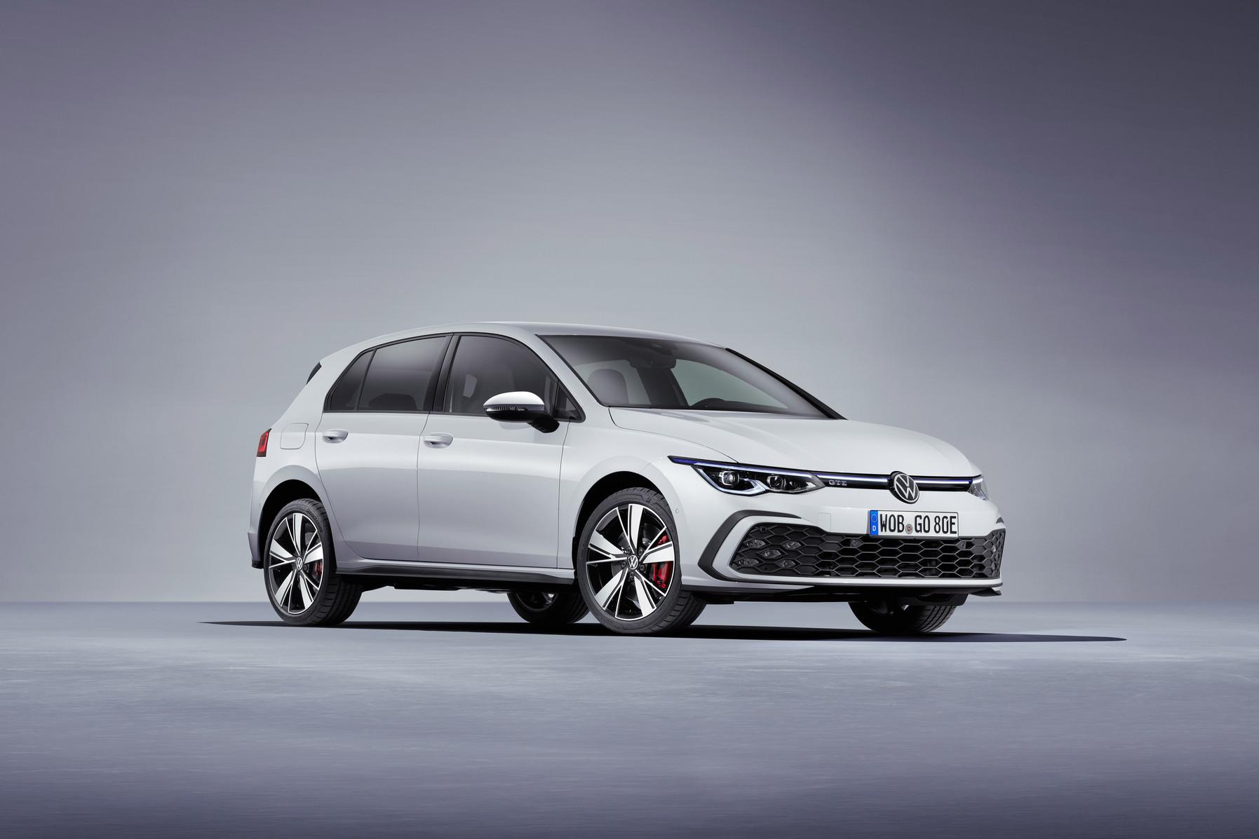 「フォルクスワーゲンが新型Golf GTI、GTE、GTDの3台を発表【新車】」の8枚目の画像