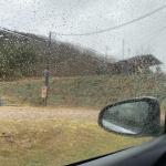 元SKE48梅本まどかちゃんが挑戦の新城ラリーは、難しかった初めての雨【隔週刊☆うめまど通信 vol.8】 - madokaumemoto_vol8_03