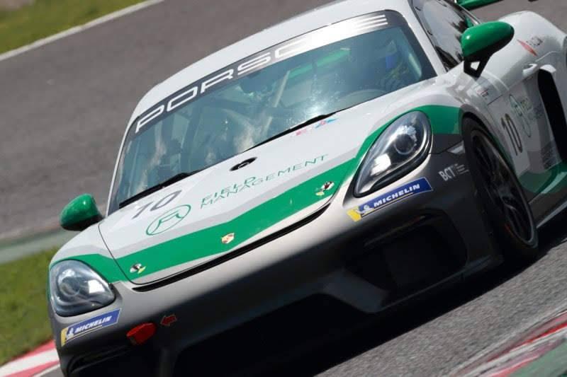 フィールドマネージメント・レーシング ポルシェ718ケイマンGT4・クラブスポーツ