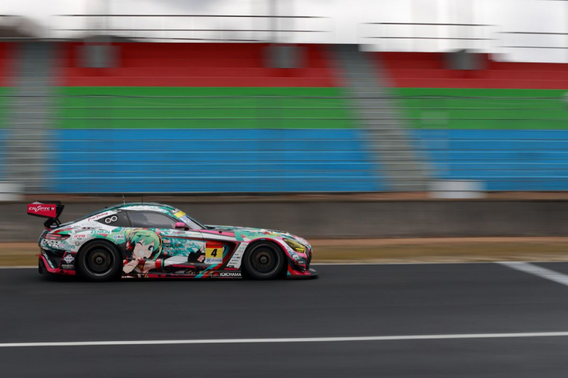 無観客開催となったSUPER GT岡山公式テスト