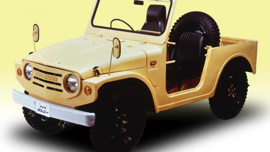 初代ジムニー(LJ10型)
