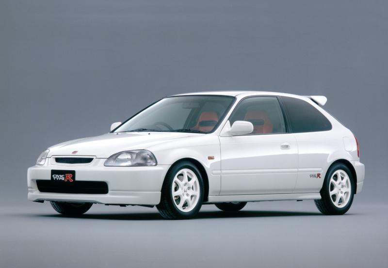 1997年発売シビックタイプR01