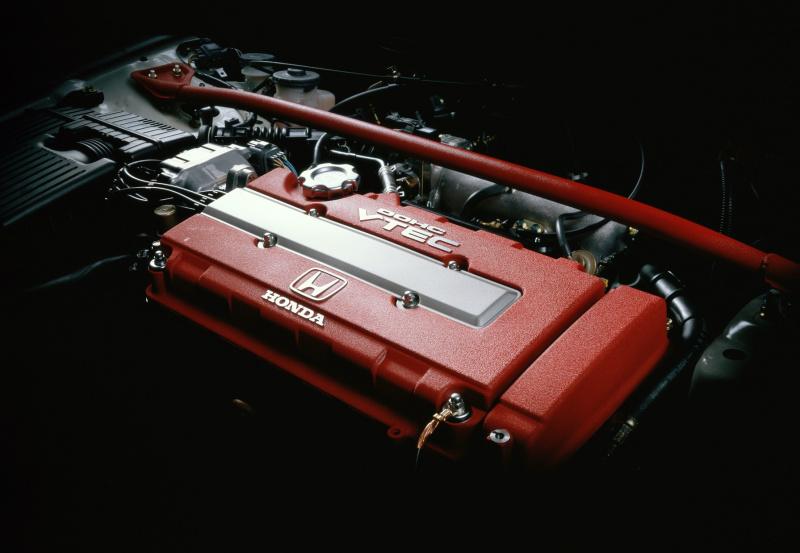 1997年発売シビックタイプR02