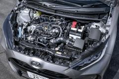 ヤリスZのエンジン