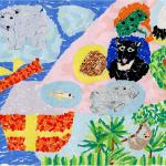 ブリヂストン「第17回こどもエコ絵画コンクール」で、各工場で地域独自の受賞作品を選出 - BRIDGESTONE_eco_20200422_1