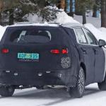 ヒュンダイの主力SUV「サンタフェ」改良型は、ボルボ風T字型LEDデイライトを装備? - Hyundai Santa Fe facelift 12