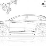 「フィガロ」「チョイモビ」「GT-R」も塗り絵を公開!日産のグローバルデザインチームが「#drawdrawdraw」開始 - NISSAN_Design_sketch_20200418_4