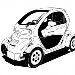 「フィガロ」「チョイモビ」「GT-R」も塗り絵を公開!日産のグローバルデザインチームが「#drawdrawdraw」開始 - NISSAN_Design_sketch_20200418_7