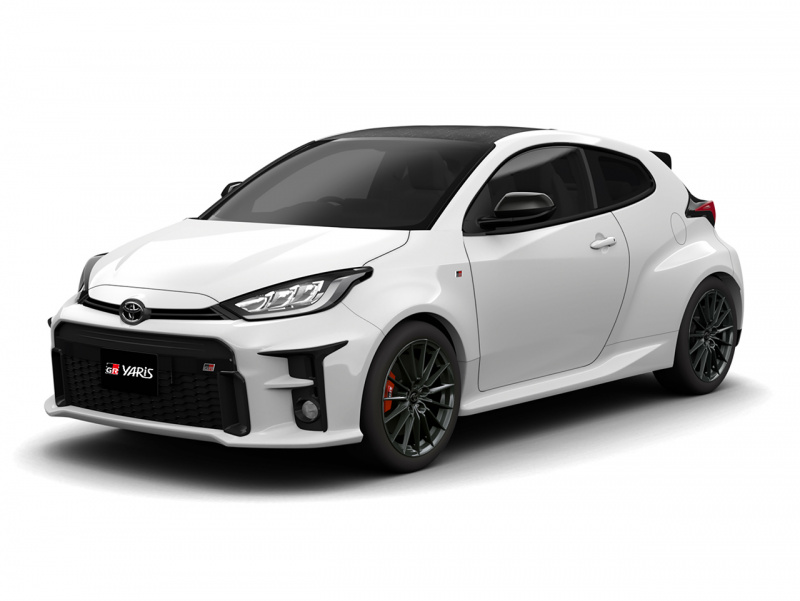 トヨタGRヤリス別仕様車 RZ「High-performance・First Edition」