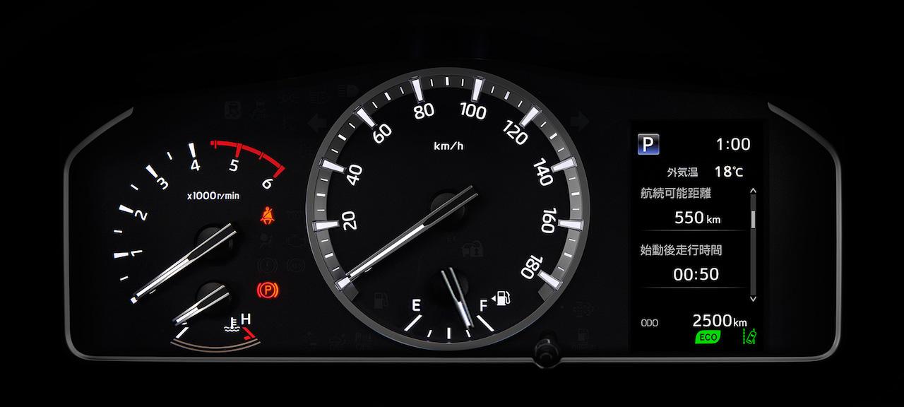 「トヨタ・ハイエースが一部改良。デジタルインナーミラー、パノラミックビューモニターなどを採用【新車】」の6枚目の画像