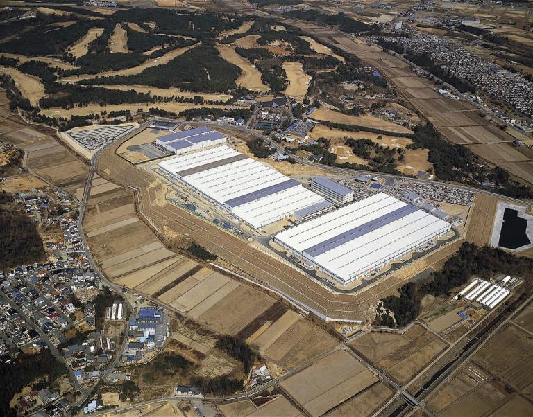 トヨタ自動車貞宝工場
