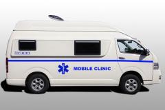 トイファクトリー 遠隔医療車両