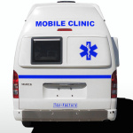 大手キャンピングカー・ビルダーのトイファクトリーが遠隔医療車を発表 - TOY_Factory_Mobil_clinic_20200427_2