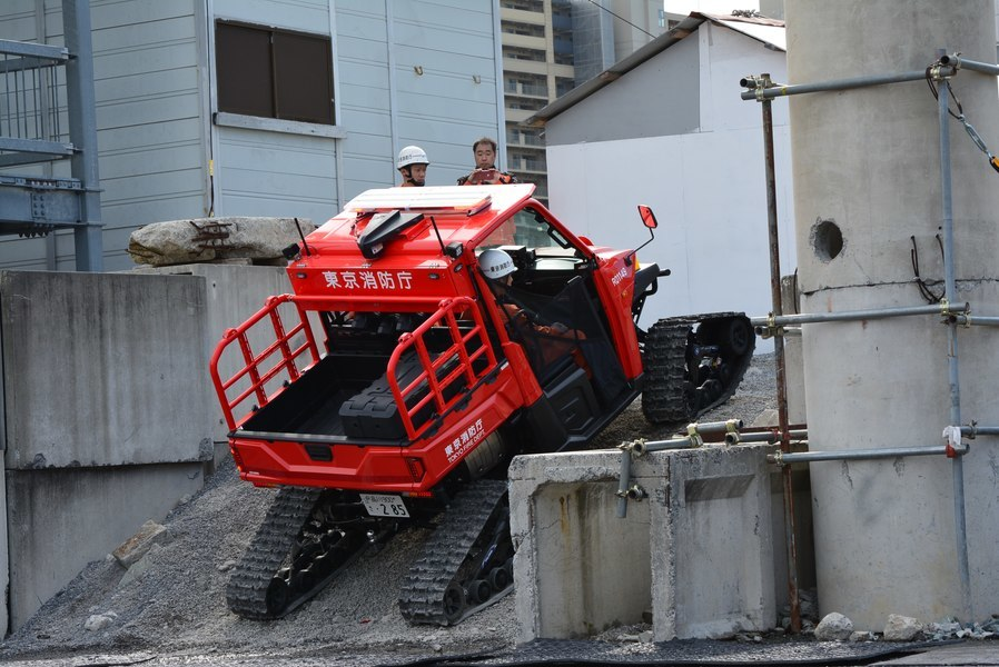 「どんな現場にも真っ先に現着! 東京消防庁の全地形対応車両「POLARISレンジャー」が配備・運用を開始」の3枚目の画像