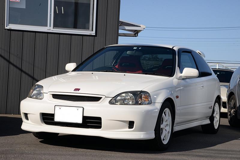 1999シビックタイプR01
