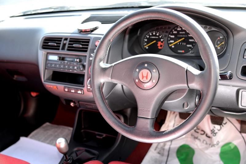1999シビックタイプR02