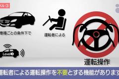 自動運転レベル3