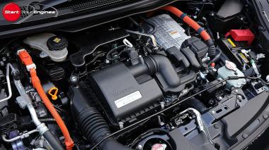 フィットのエンジン