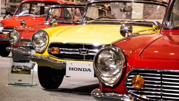 Hondaコレクションホール