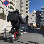 デリバリー勢必見! 電動バイク「grafit」が無料貸し出し中。デリバリー新規参入店も利用可能 -