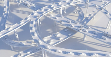 未来の高速道路