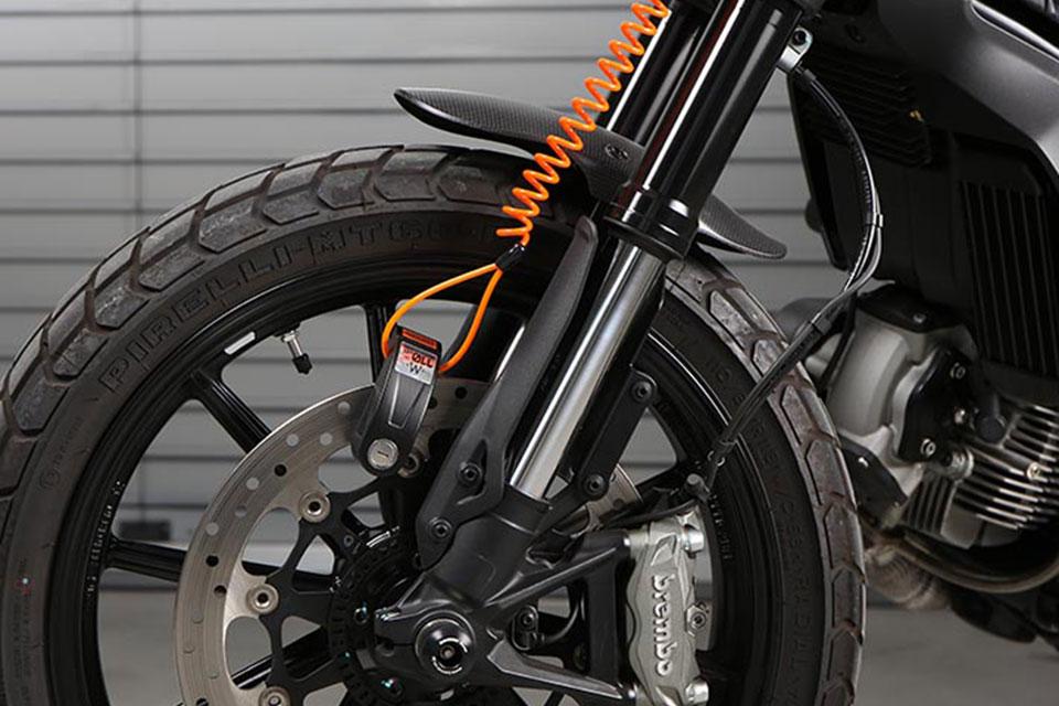 「セキュリティグッズを組み合わせて盗難からバイクを守ろう! 外出自粛中のバイク盗難対策」の3枚目の画像