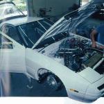 アメリカ最高速の聖地・ボンネビルに挑戦するレーシングビートRX-7【OPTION 1986年9月号より】 - opt1986.09_racingbeat_01