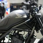 ホンダ レブル250 S Editionはおしゃれなカウル付き!アパレル展開まで派生する最新のストリートバイクになっていた! -