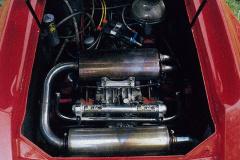 RE雨宮ロータスヨーロッパのエンジン
