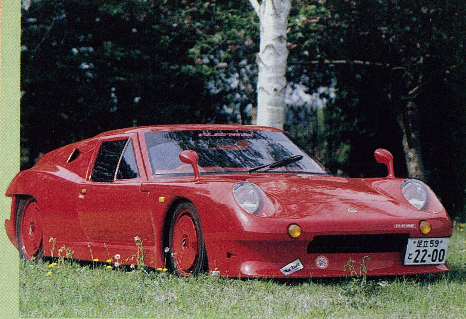 「RE雨宮ロータスヨーロッパ改13Bペリは、今見ても異次元のスーパーマシン【OPTION 1987年7月号より】」の4枚目の画像