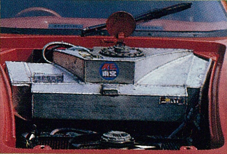 「RE雨宮ロータスヨーロッパ改13Bペリは、今見ても異次元のスーパーマシン【OPTION 1987年7月号より】」の5枚目の画像