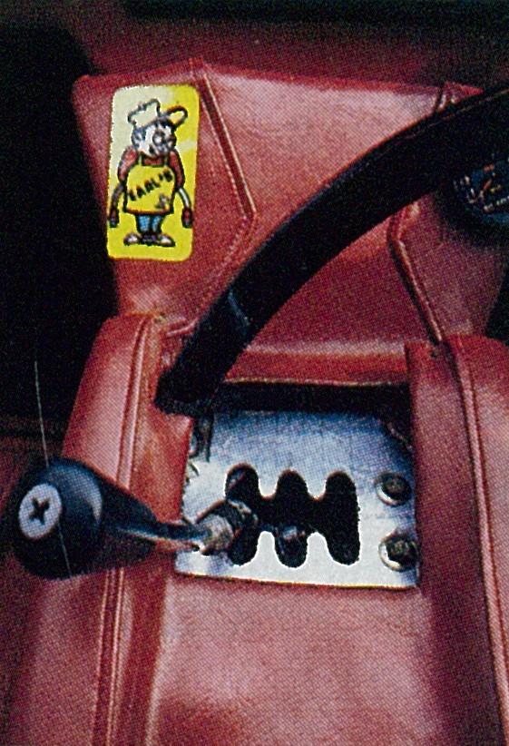 「RE雨宮ロータスヨーロッパ改13Bペリは、今見ても異次元のスーパーマシン【OPTION 1987年7月号より】」の6枚目の画像
