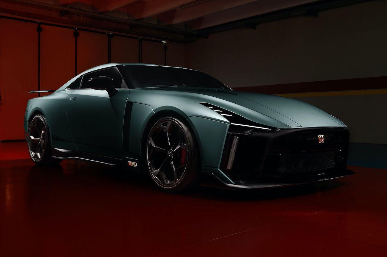 日産 GT-R50 by イタルデザイン_001